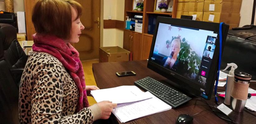 Тематическую программу подготовили сотрудники Центра социального обслуживания «Щербинский». Фото: официальная страница ЦСО «Щербинский» в социальных сетях